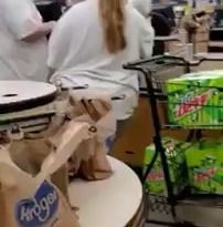 Couple told they're not allowed to buy 552 CANS of Mountain Dew due to coronavirus rationing. Rage ensues.