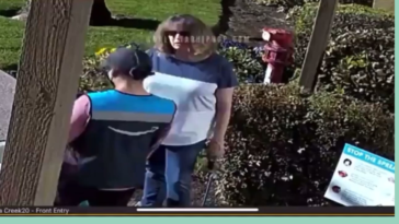 Amazon driver physically assaults 67 year old woman who complained after getting a package late