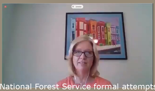 National Forest Service official tries her best to keep a straight face after Congressman Louie Gohmert asks if they can change the Moon's or the Earth's orbit.