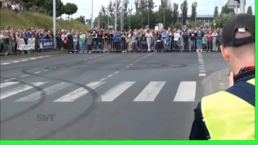 In the 2013 Gran Turismo in Poland, the driver lost control with the Koenigsegg CCR and crashed into nearly 20 spectators, all of them survived but suffered injuries